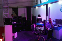 Indian DJ Expo 2014 at Pragati Maidan New Delhi