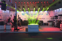 Indian DJ Expo 2015 at Pragati Maidan, New Delhi