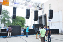 Indian DJ Expo 2016 at Pragati Maidan, New Delhi